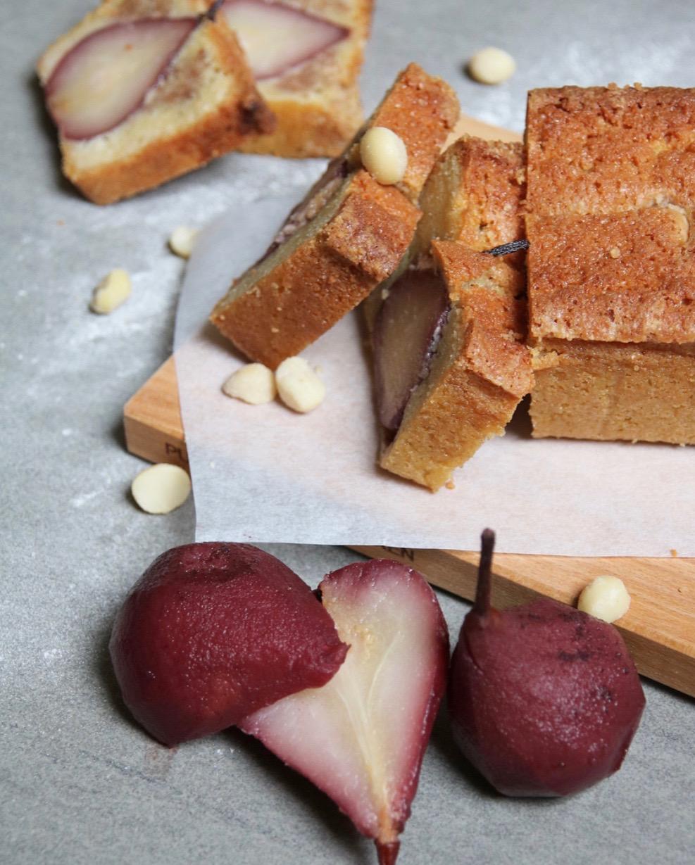 Stoofpeer cake verti