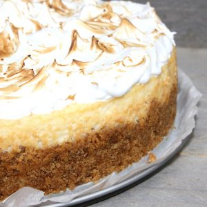 Lemon meringue cheesecake EEFSFOOD