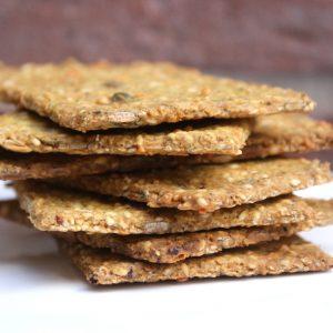 Hartige crackers EEFSFOOD