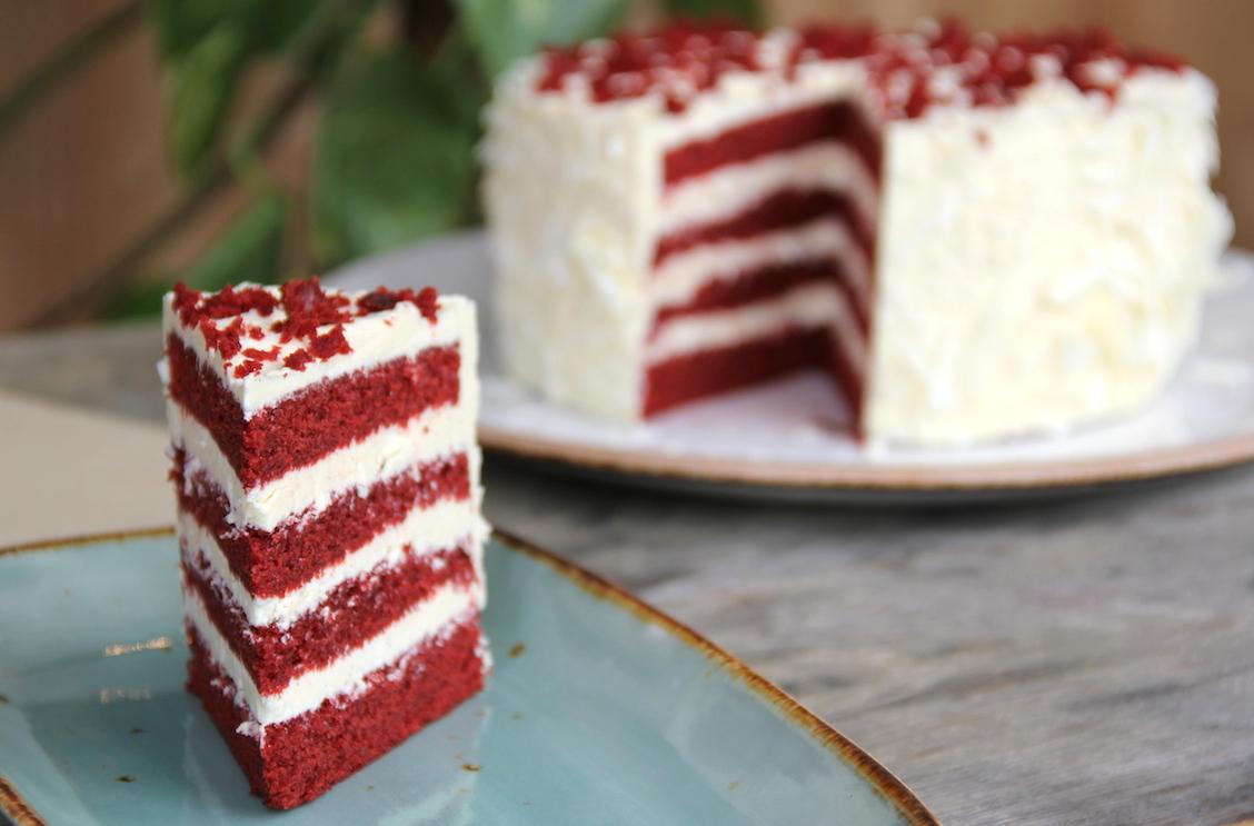 Red Velvet Cake EEFSFOOD