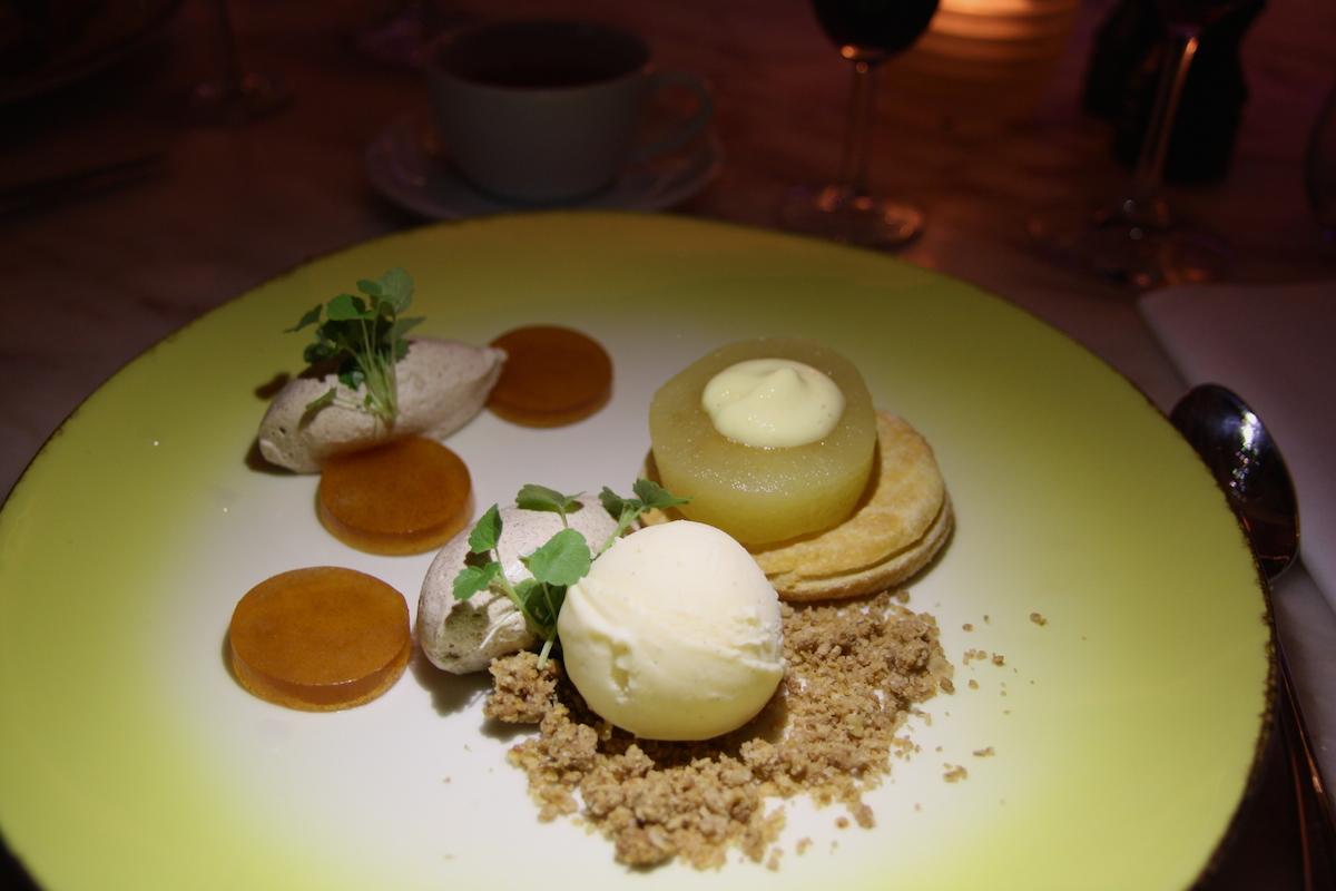 Appel dessert EEFSFOOD