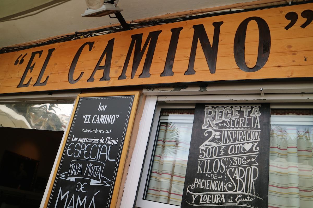 Bar El Camino gevel EEFSFOOD