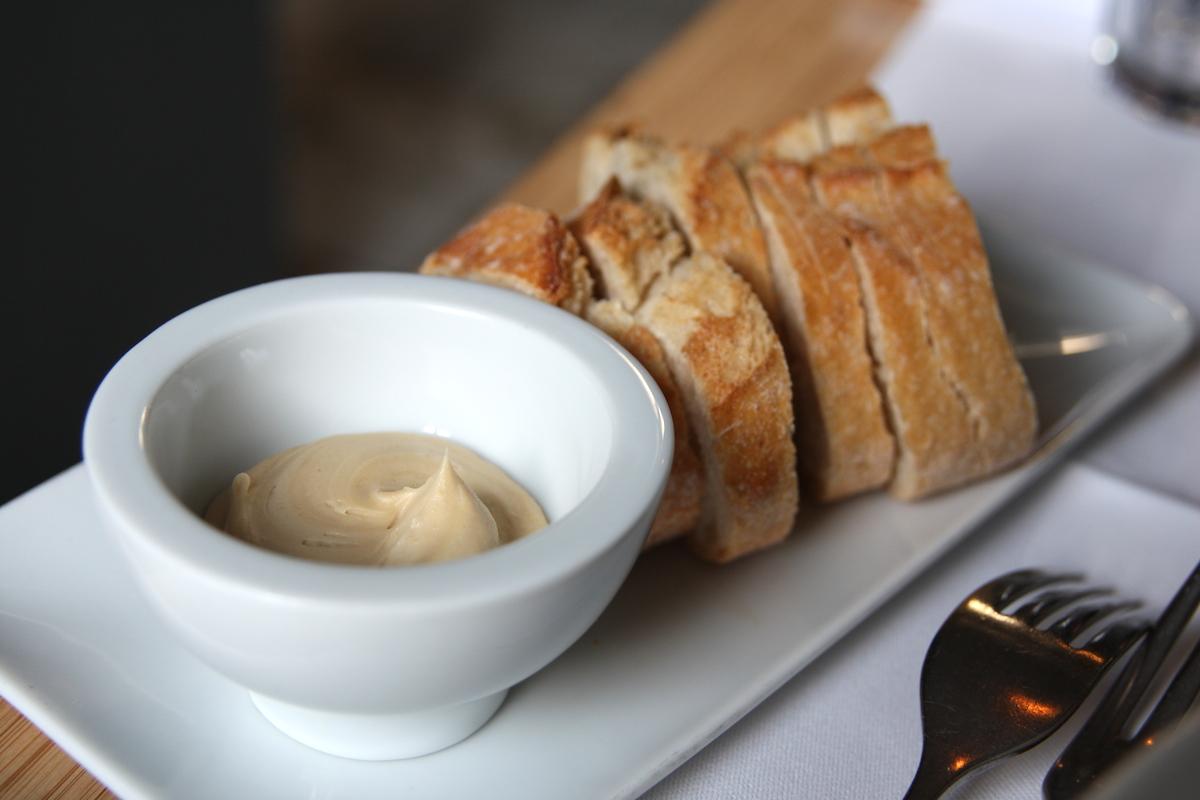 De koekop Broodje boter EEFSFOOD