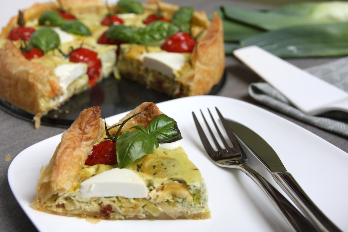 Charlies quiche puntje EEFSFOOD