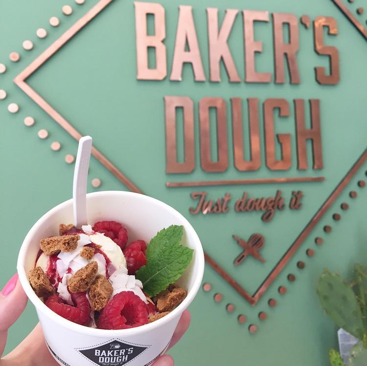 Baker's dough EEFSFOOD