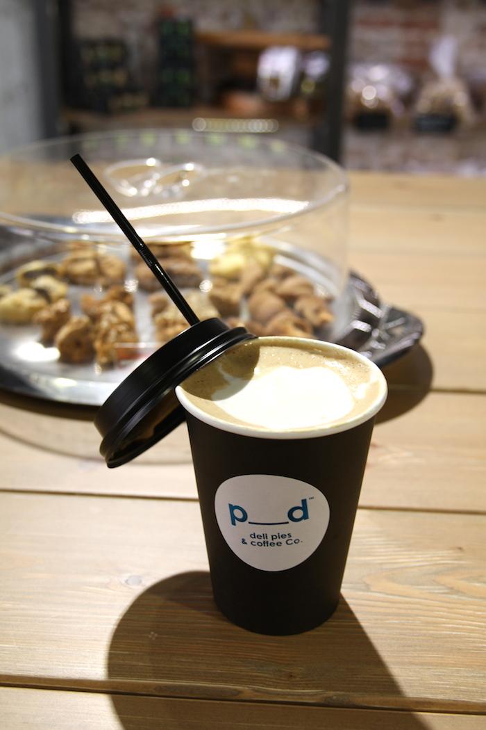Koffie Deli pie EEFSFOOD