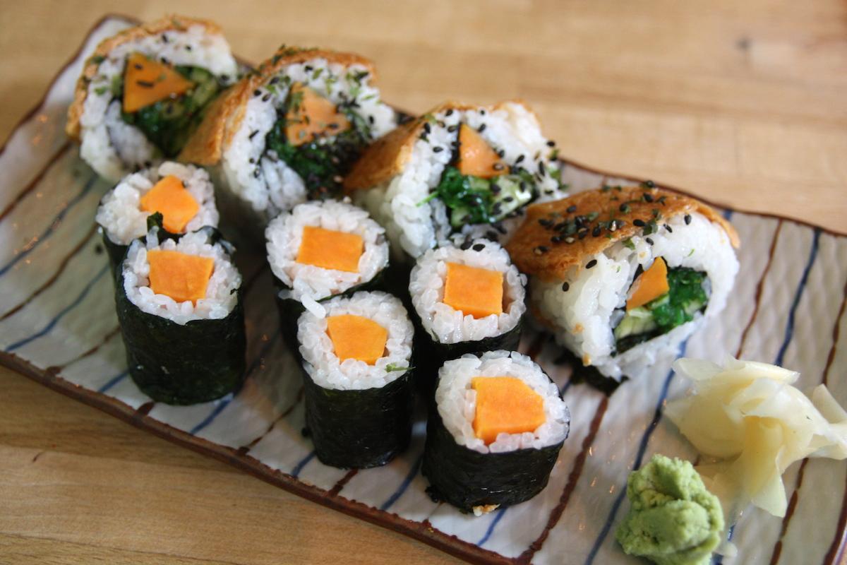 Vega sushi EEFSFOOD