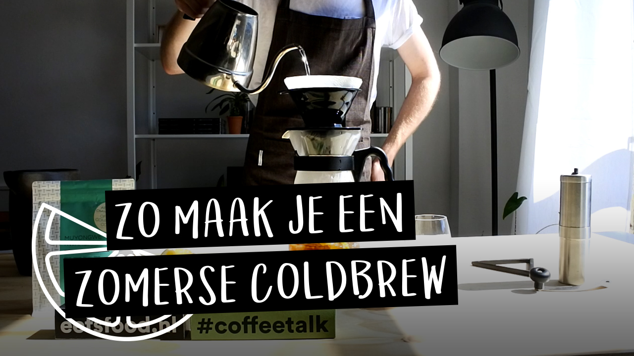 Aflevering 4: Zo maak je een zomerse cold brew