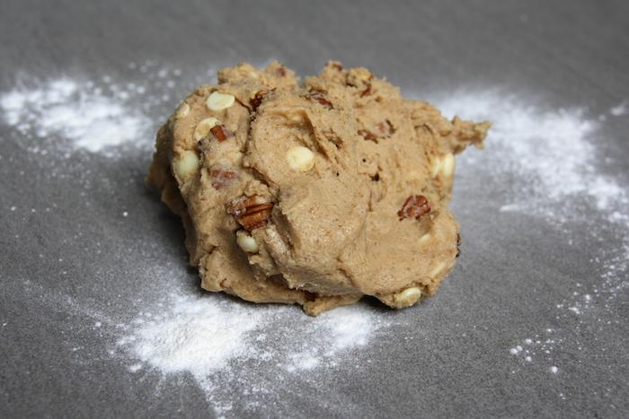 CC cookie deeg EEFSFOOD