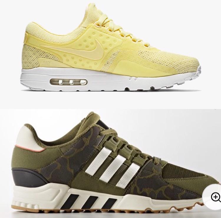 Sneaker kiezen EEFSFOOD