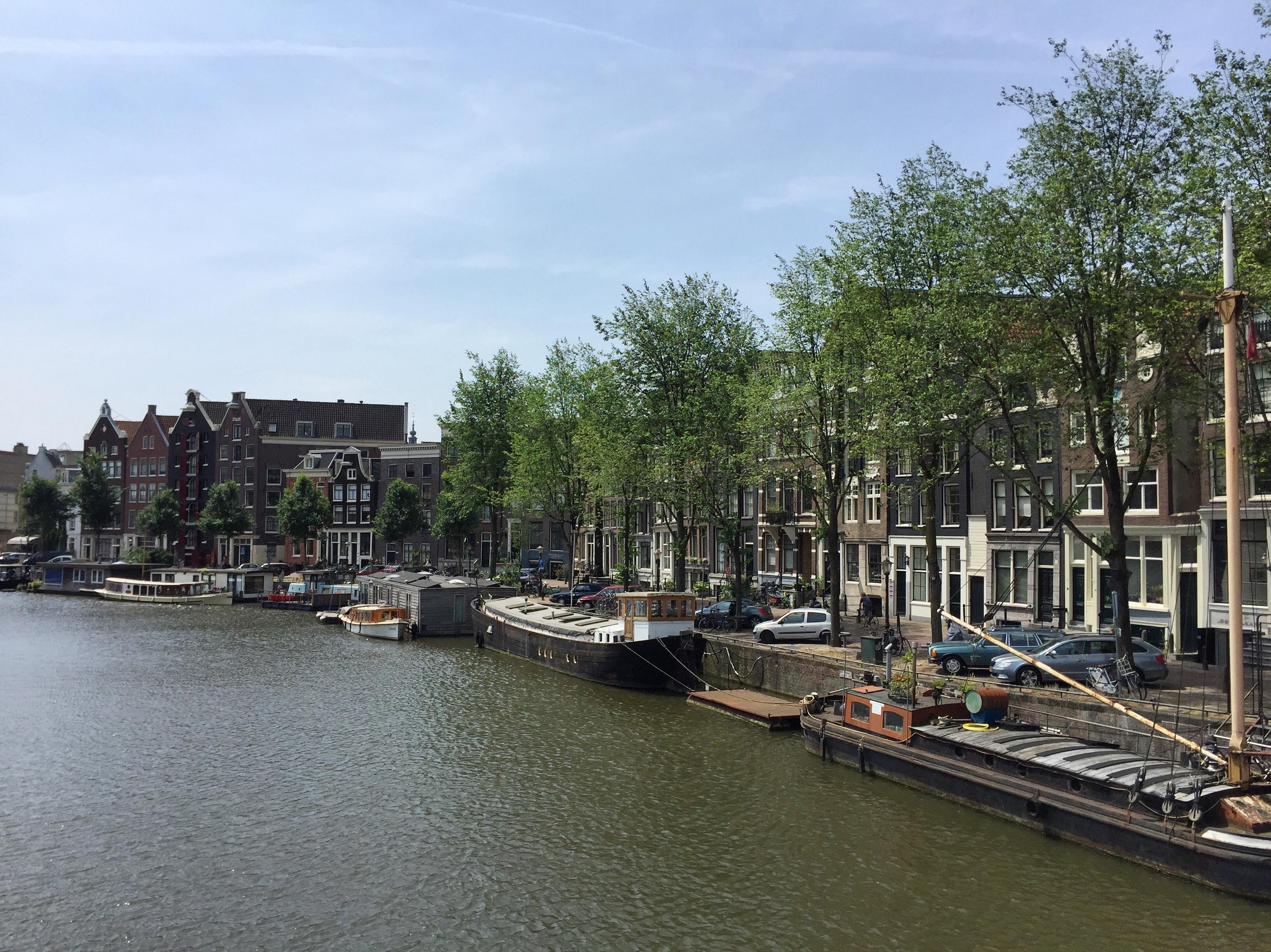 Amsterdam view EEFSFOOD
