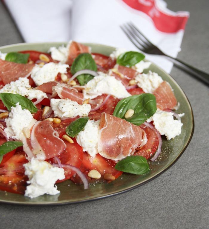 Zondag salade EEFSFOOD