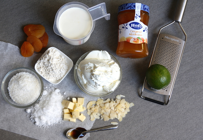 Semifreddo ingredienten EEFSFOOD