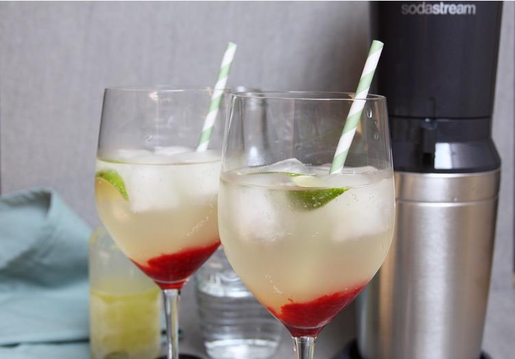 Sodastream limoncello EEFSFOOD