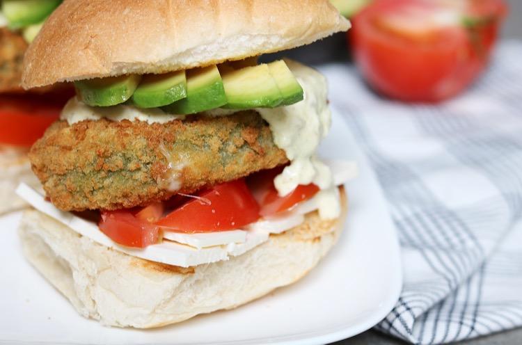 Vega burger inzoom EEFSFOOD