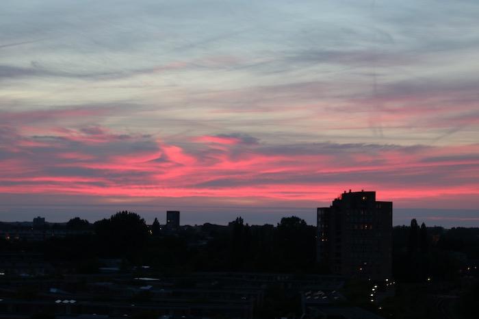 Sunset casa di mama EEFSFOOD