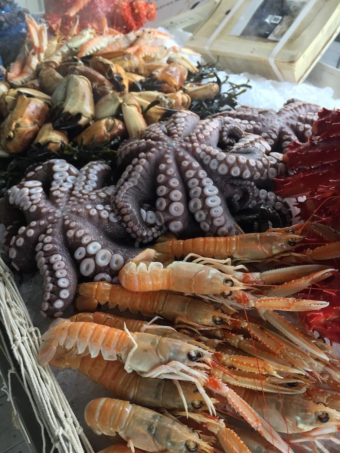 Seafood lunch EEFSFOOD