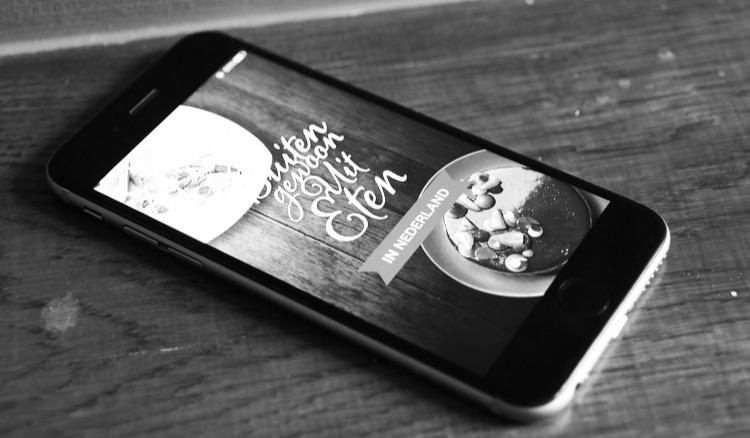 Restaurantkaart app
