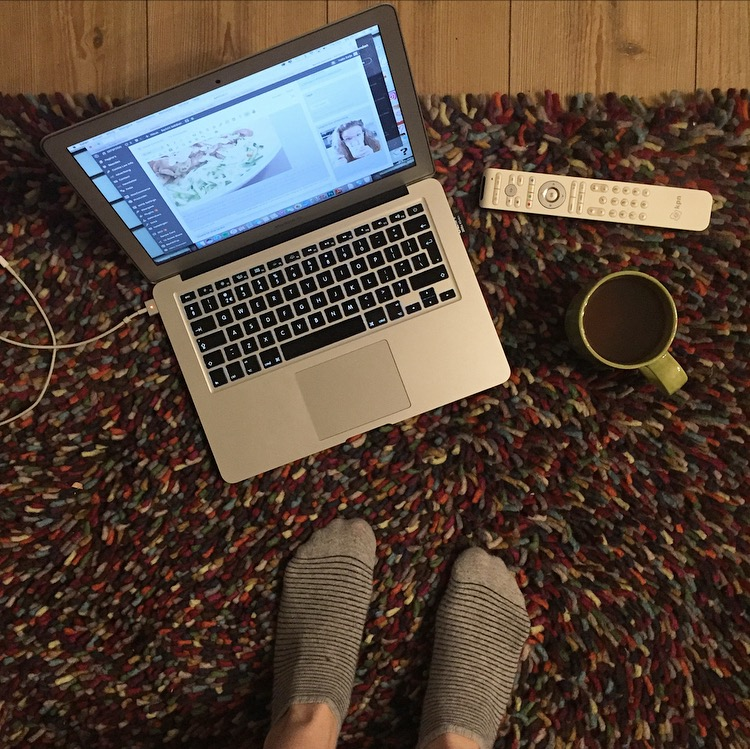 Theetje laptop