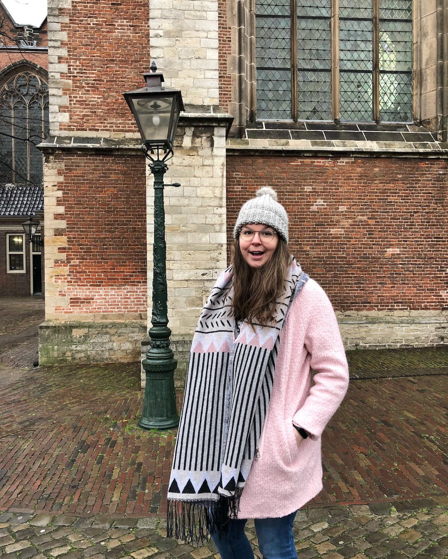 Eef's week #2 | Wandelen, shoppen, lekker werken en vis eten in Katwijk