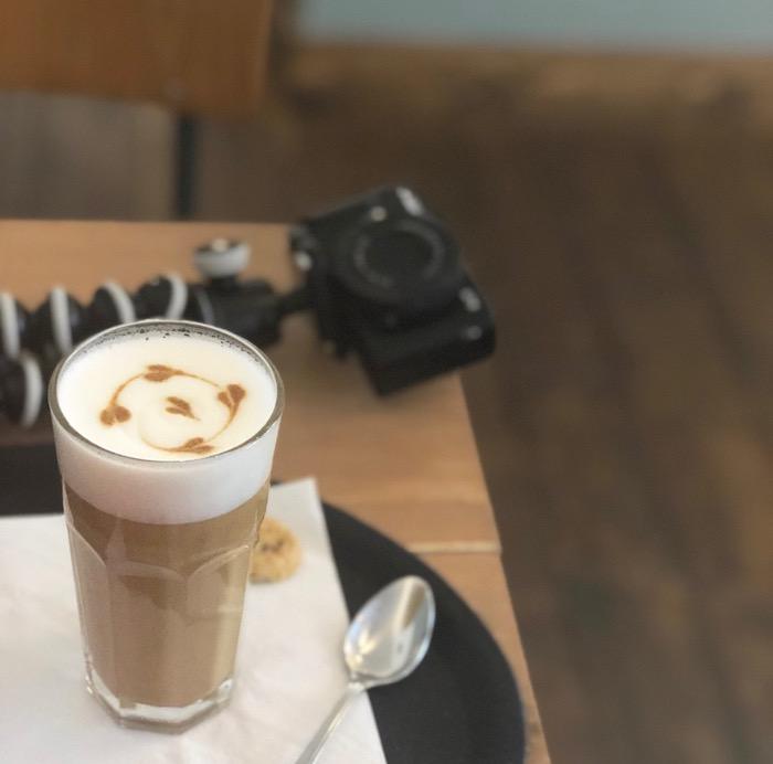 Kokos koffie Chummy
