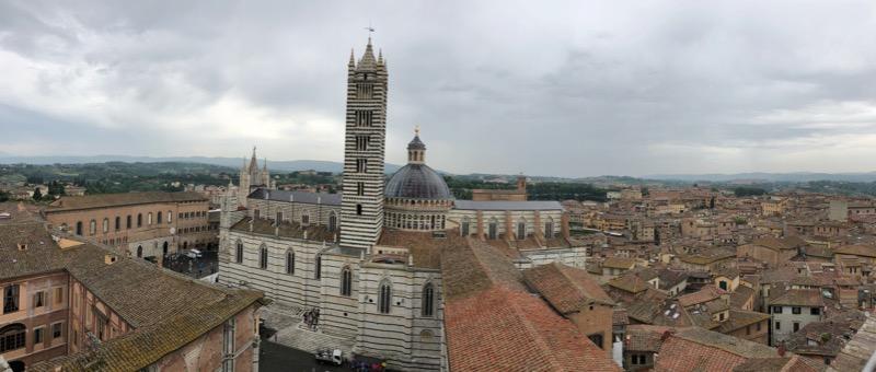 Uitzicht Siena
