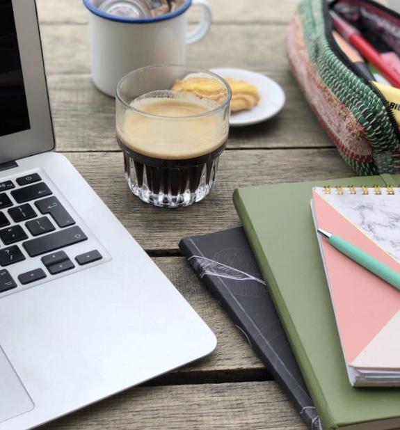 Koffie bij Lot