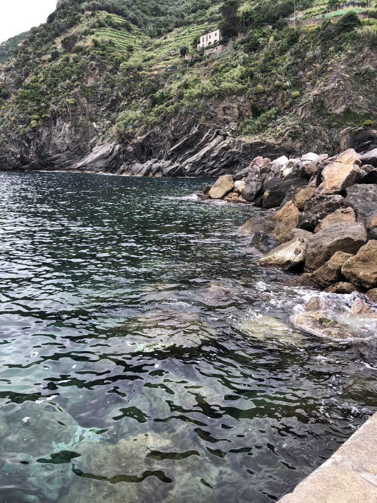 Rots view Cinque Terre