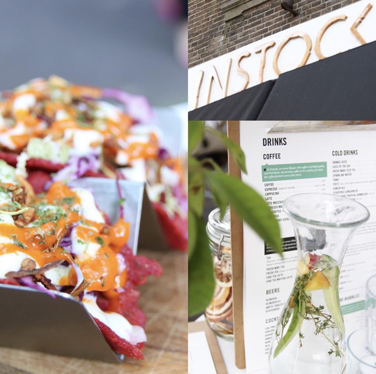 Ga voedselverspilling tegen en eet bij Instock