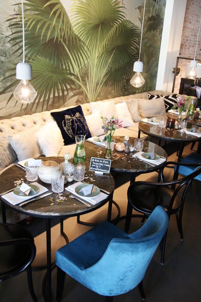 Gedekte tafels Mimi