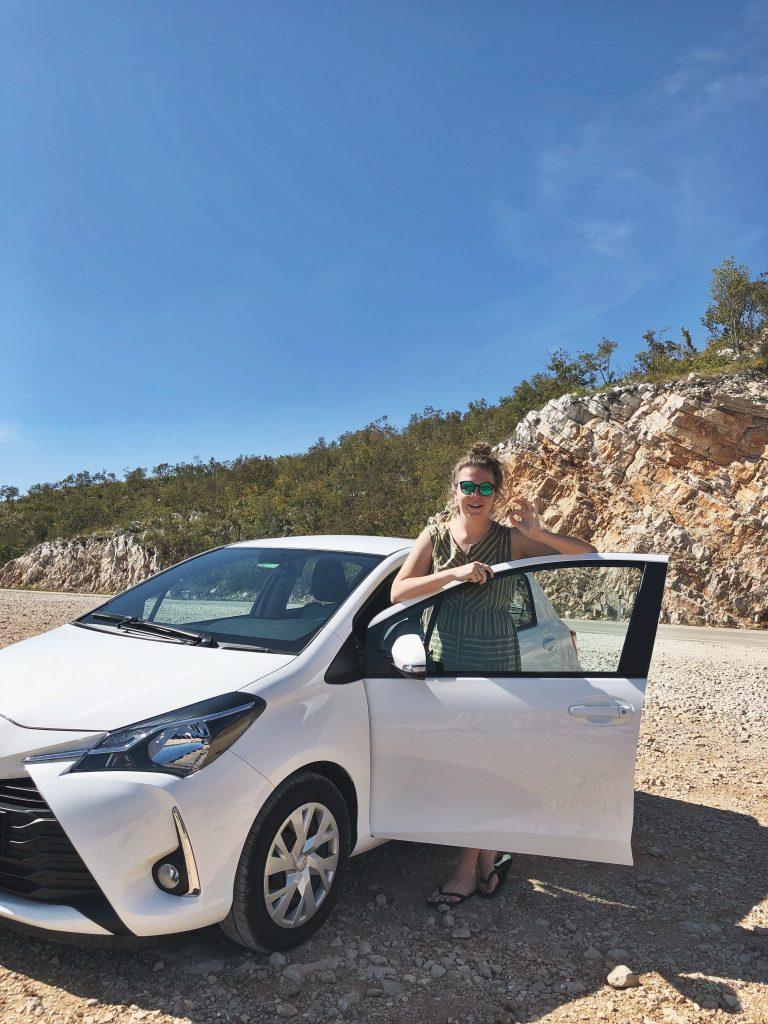 Vakantieliefde Toyota Yaris
