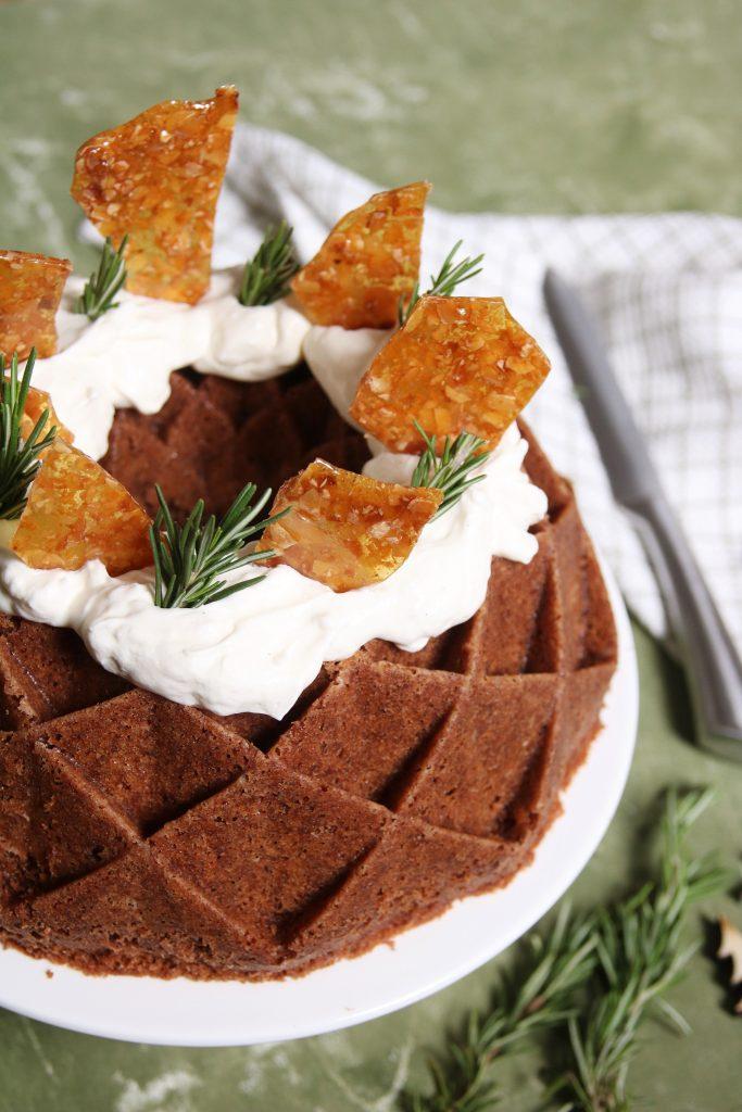 Mokka cake verticaal
