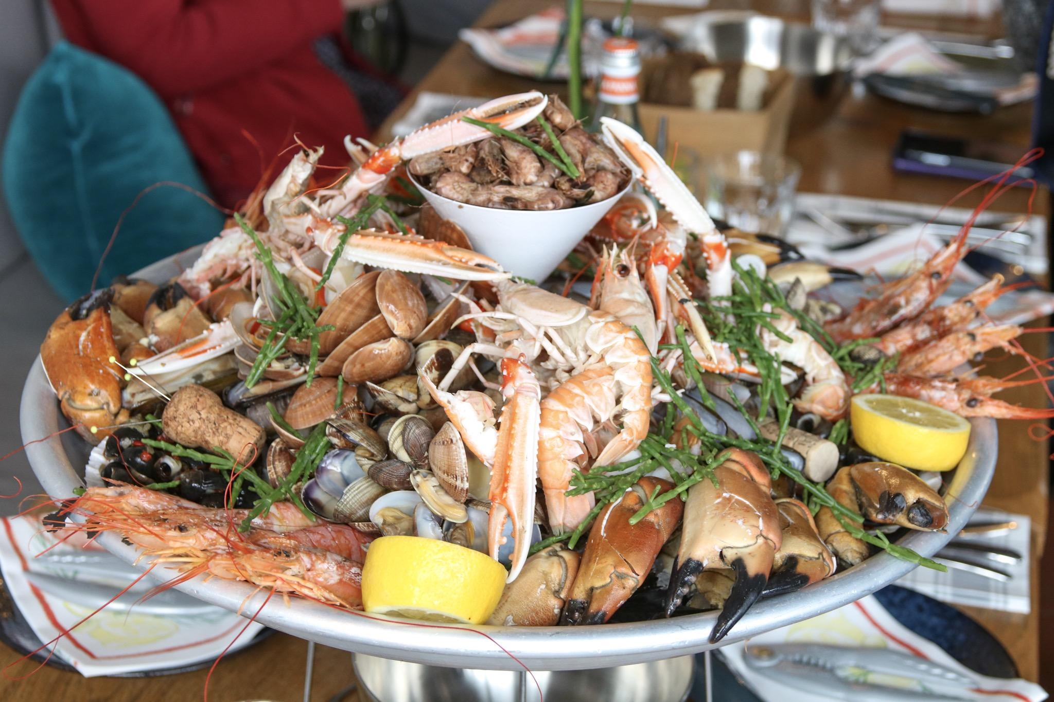 Op seafood reis door het mooie Zeeland