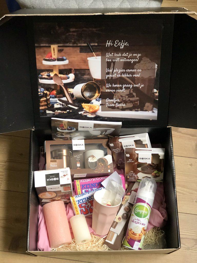 Boska chocolade pakket