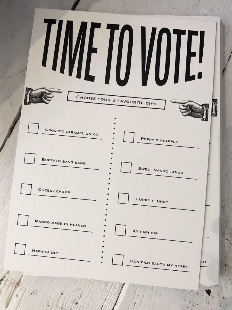 Stemformulier Bugles