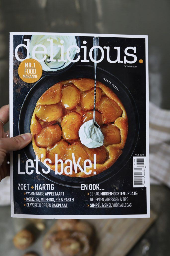 Cover delicious oktober 2019