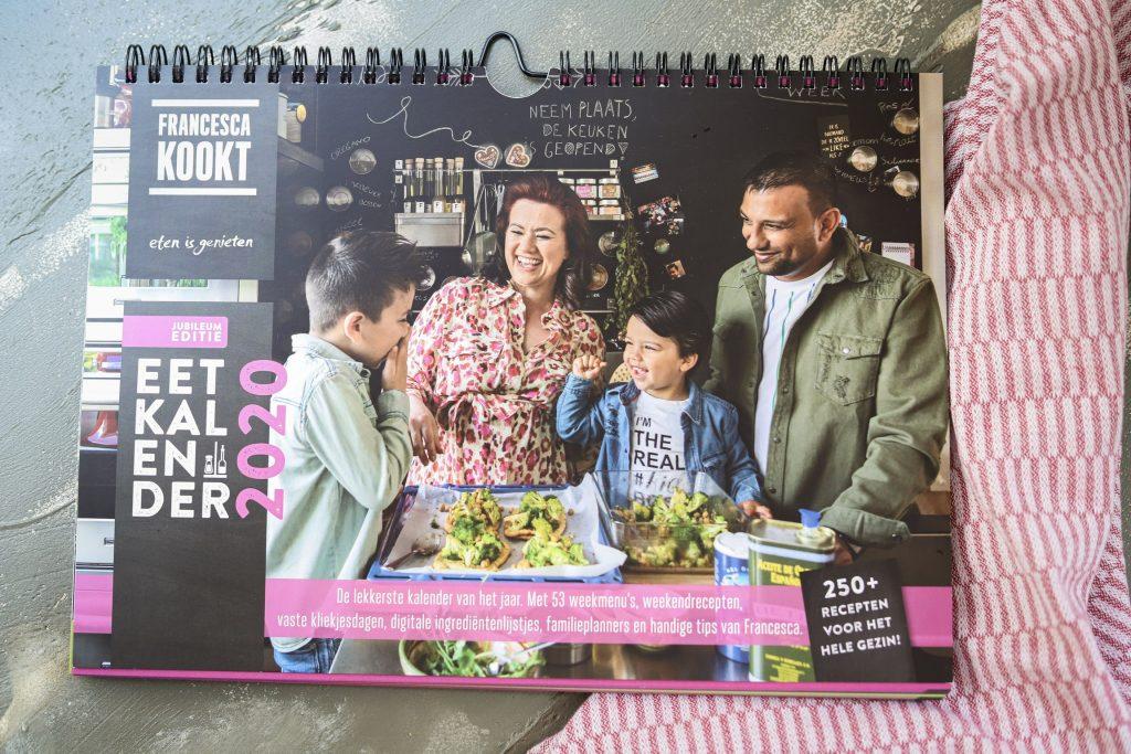 Eetkalender 2020 cover