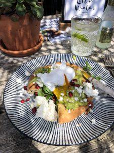Smashed avocado Lot
