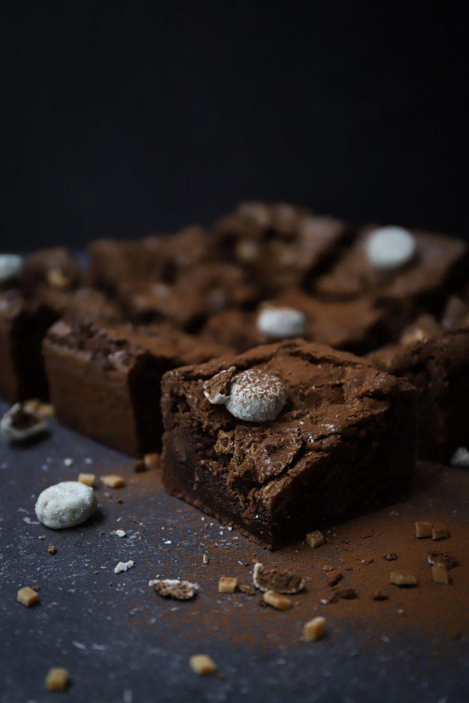 Brownies vooraf
