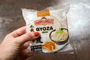 Gyoza vellen verpakking