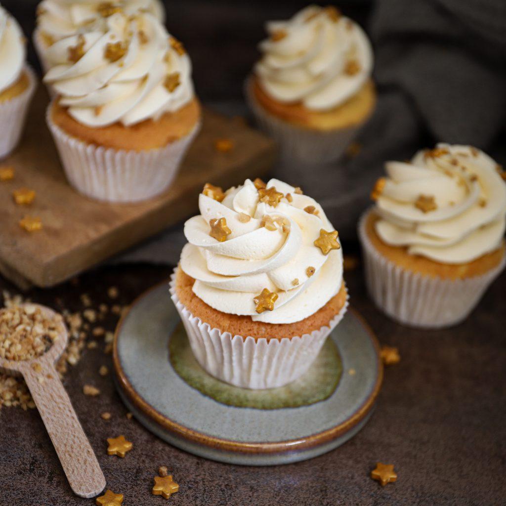 Cupcakes vierkant