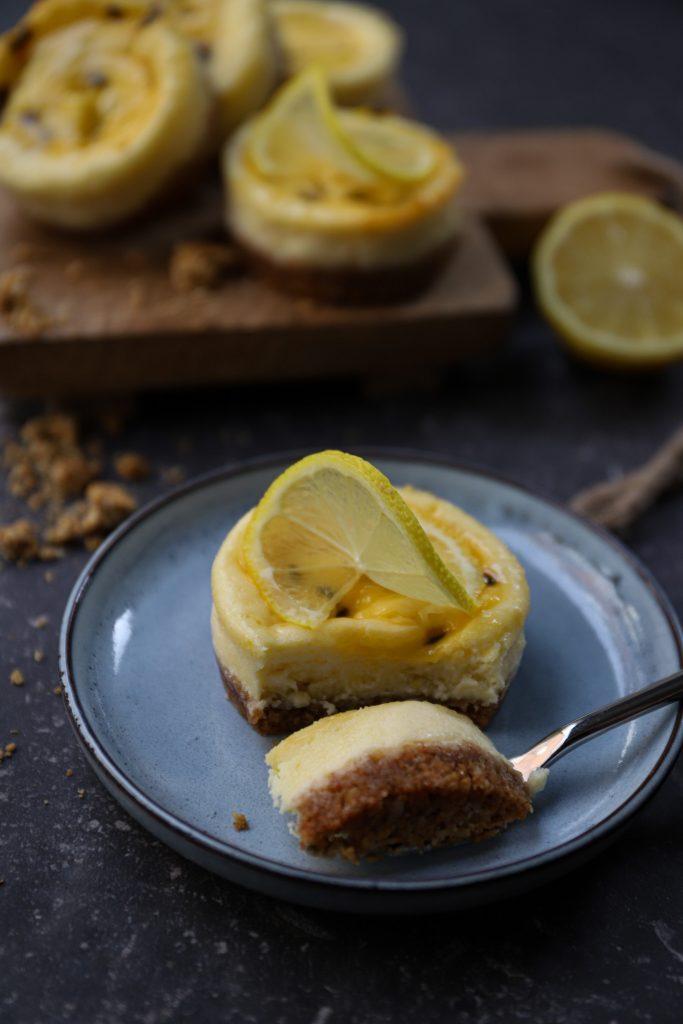 Hapje verticaal cheesecake