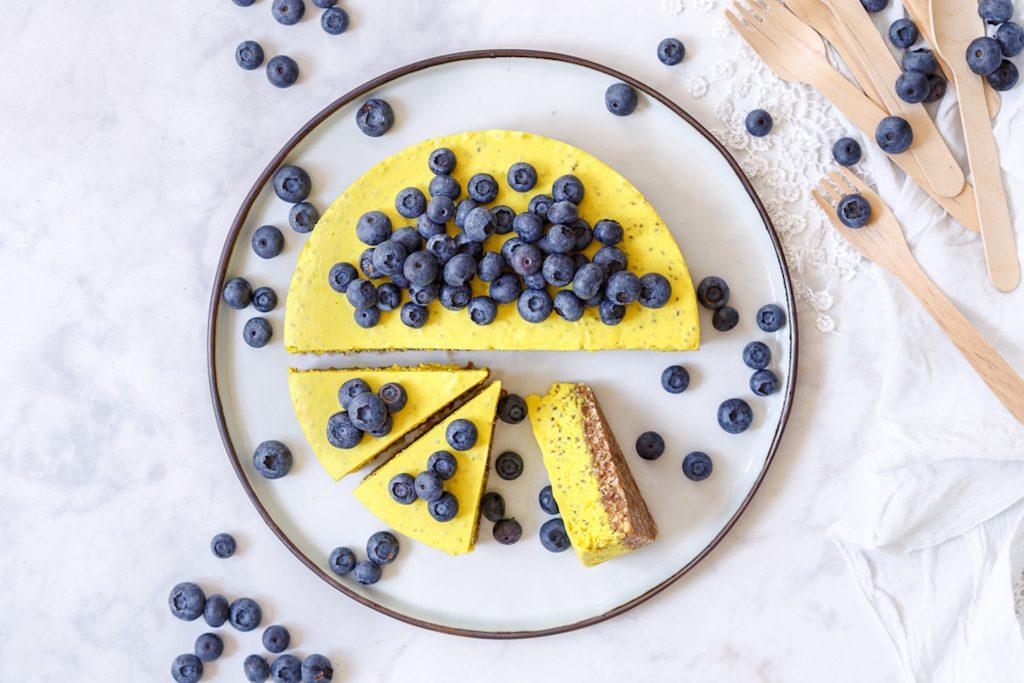 Vegan gember-citroen
