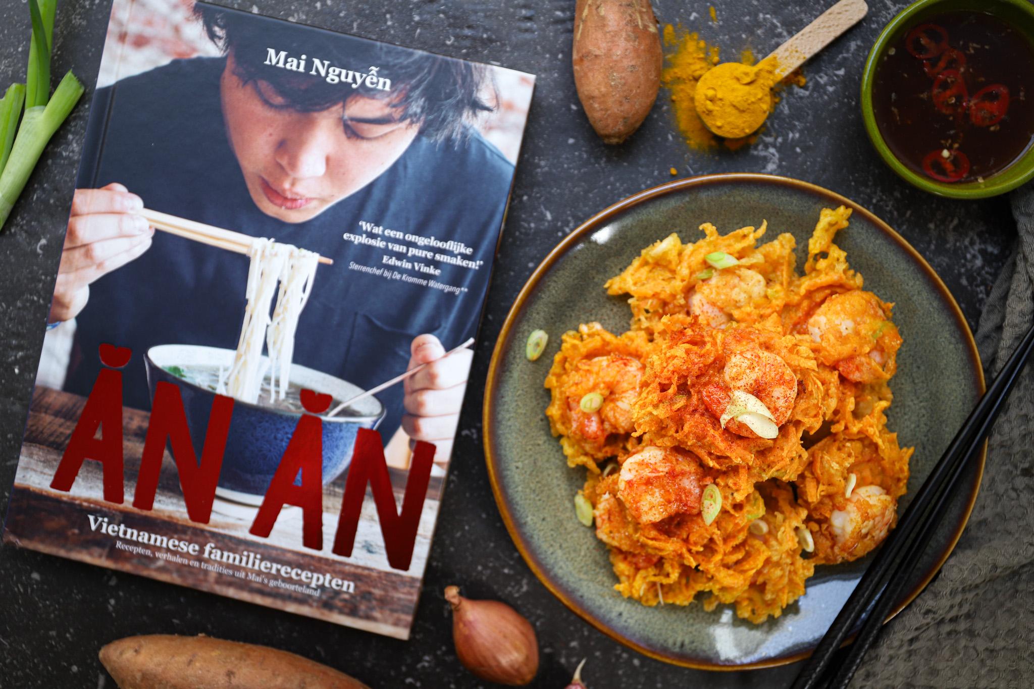 Eef's boekenplank #5   An An - Mai Nguyen