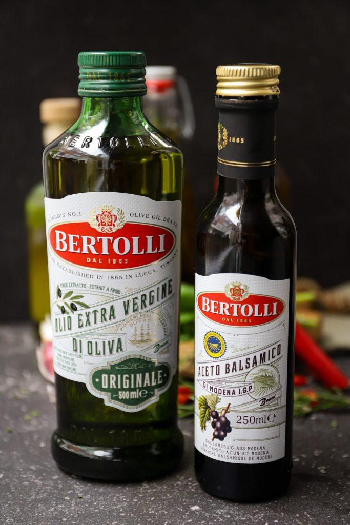 Bertolli flessen