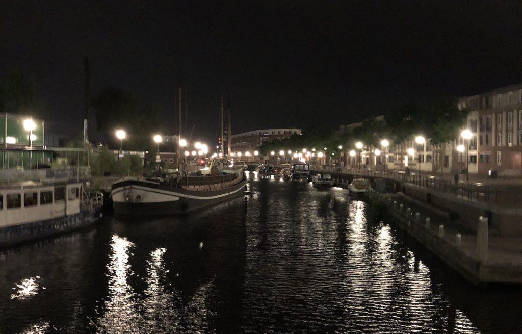 Nacht haven Amersfoort