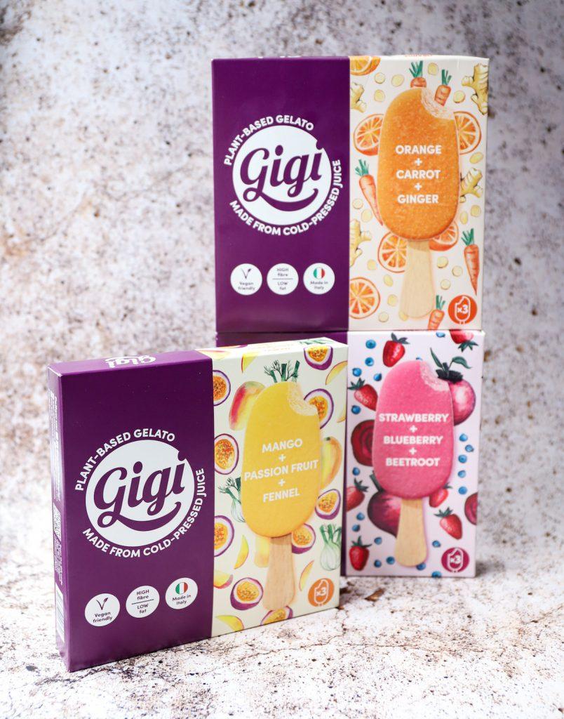 Gigi ijsjes