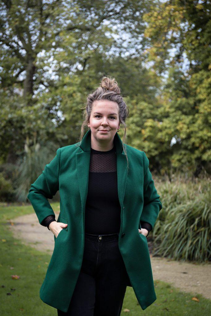 groene jas plantsoen