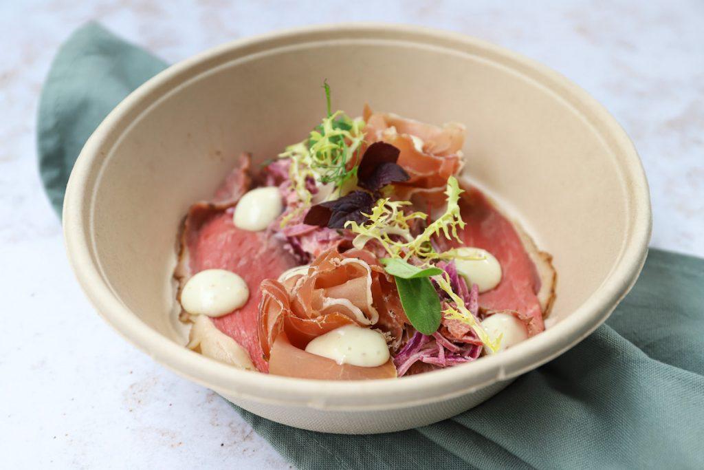 Restaurant afhaaltips in Leiden #helpdehoreca koud vlees