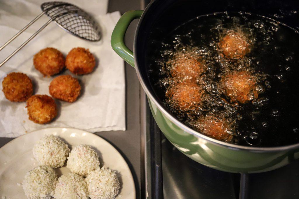 arancini frituren